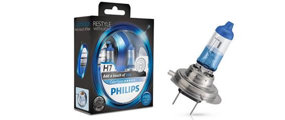 Sijalice za auto Philips H7
