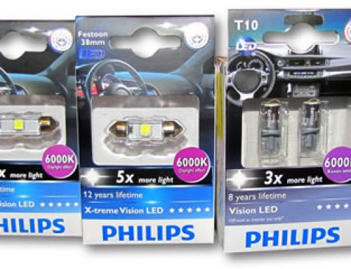 LED auto sijalice Philips