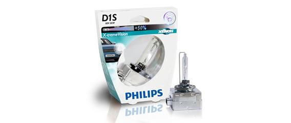 Auto sijalice PHILIPS D1S XENON X TREME VISION