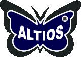 Auto sijalice – ALTIOS Logo